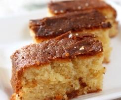 Butter Nestum Cake