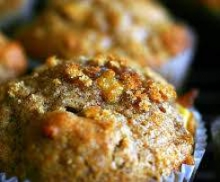 Delicious Apple & Cinnamon Muffins