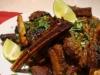 Hot and Sticky Pork Ribs