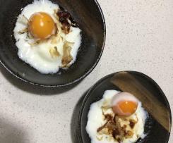 Sous Vide Japanese style egg