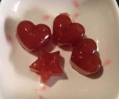 Gelatin gummies