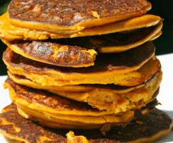 Breakfast  Pikelets - 2 Ingredients (Paleo, vegetarian, dairy-free, gluten-free)