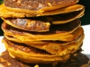 Breakfast  Pikelets - 2 Ingredients (Paleo, vegetarian, dairy-free, gluten-free)