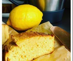 Lemon Cake dairy, nut & wheat free