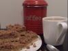Coffee Streusel Slice