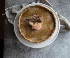 Date and cardamom tart - Fouad Kassab