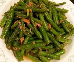 Stir Fry Green Beans