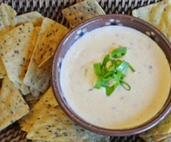 Chile Con Queso Mexican Dip