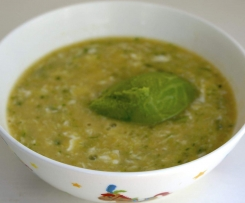 GAPS Baby Soup - Great way to get little kids to eat veggies