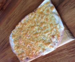 Rosemary, Garlic & Cheese Pizza