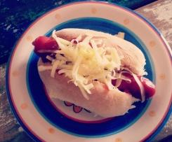 Mini hotdog buns