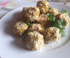 FALAFELS inspired by Emma Sutherland & Michelle Thrift