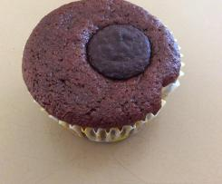 My almost Paleo Choc Pear Cupcakes