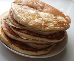 Greek Yoghurt Pancakes