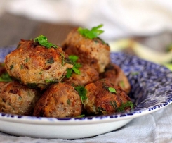 GREEK MEATBALLS GLUTEN FREE
