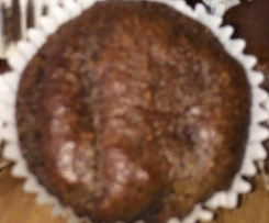 Paleo Choc Banana Muffins