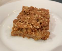 Apple Cinnamon Squares