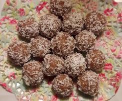 Cashew Truffles