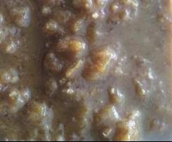 Papaw Chutney (Low FODMAPS, gluten free)