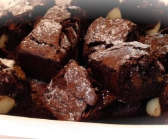 American Chocolate Fudge Brownie