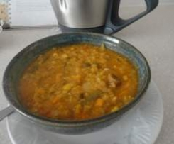 Lentil & Vegetable soup