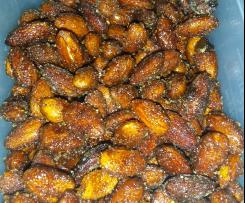 Variation Honey Cinnamon Roasted Almonds