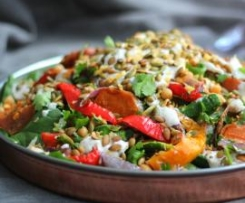 Chickpea and Kumera Salad