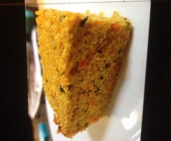 Sweet potato slice