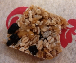 MMBS : M's Muesli Bar Slice