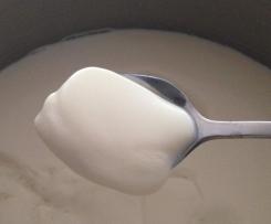 Easy Vanilla yoghurt