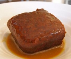 Steamed individual Sticky Date Puddings