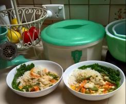 Aromatic Thai Fish Curry