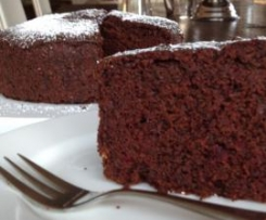 Decadent Chocolate Beetroot Cake