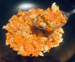 Crunchy Carrot & Cashew Salad