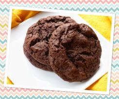 Gluten free chocolate almond chunk cookies