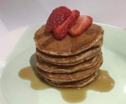 Spelt Pancakes (Dairy Free)