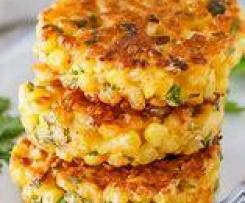 Corn Fritters Easy