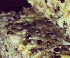 Paleo nut and seed bars