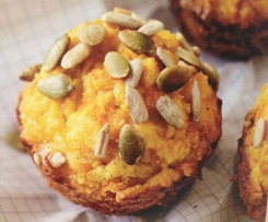 "Paleo Pumpkin Muffins. Adapted from Pete Evans ""Family Food"""