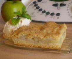 Clone of Apple Shortbread Slice