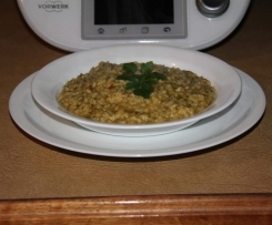 GARLIC & PARSLEY RISOTTO