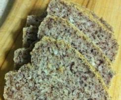 Gluten Free Chia Seed & Almond Bread