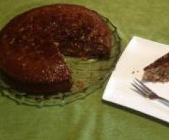 Francois Razavet's GF Apricot and Choc Chip cake