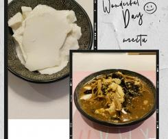 Soy bean Curd Jelly(Pudding)