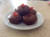Chocolate Chip Cherry Muffins