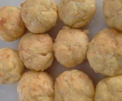 Veggie packed zucchini muffins