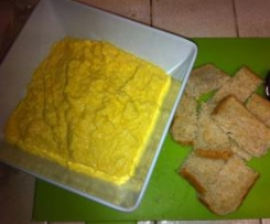 Muma Mutembo's Warmed corn dip ( gluten free & fructose friendly)