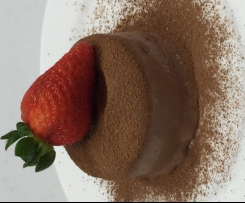 Egg free Chocolate Mousse