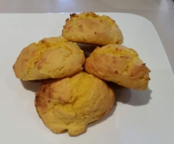 Mum's Pumpkin scones