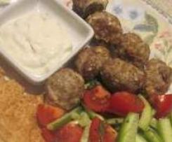 Meatballs - Greek Style